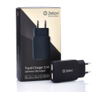 Travel charger 3.1A + 2USB
